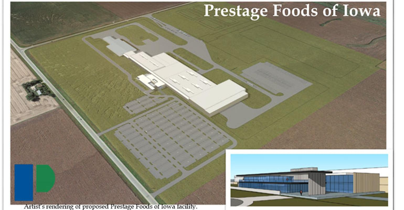 Wright County is the right move for Prestage Farms