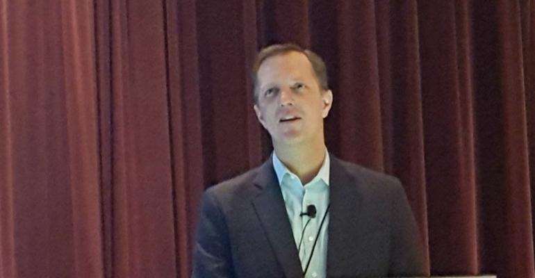 Brett Stuart, Global AgriTrends chief executive officer