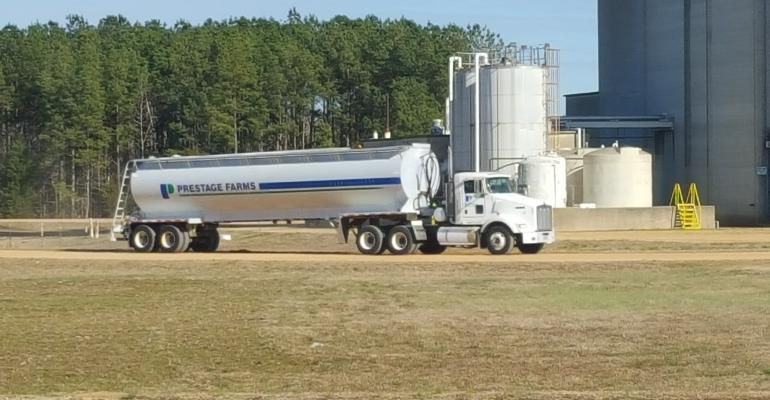Prestage Farm truck