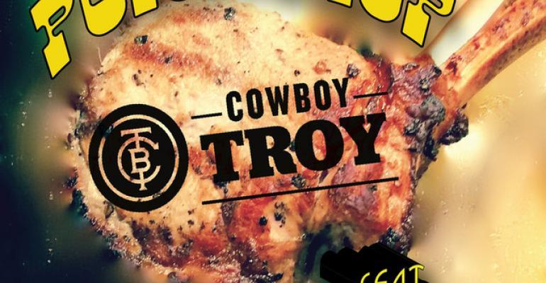 Cowboy Troy, Monroe Brown Porkchop