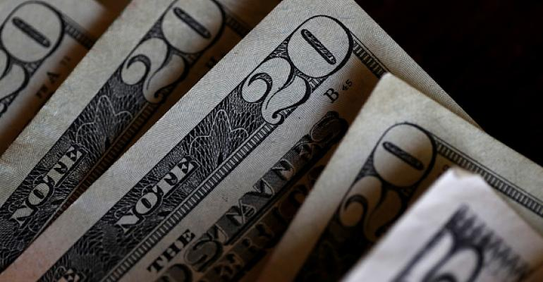 US Dollar Drops To Two And Half Year Low