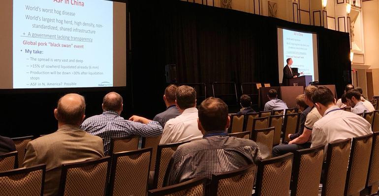 AASV 2019 ASF speaker Brett Stuart