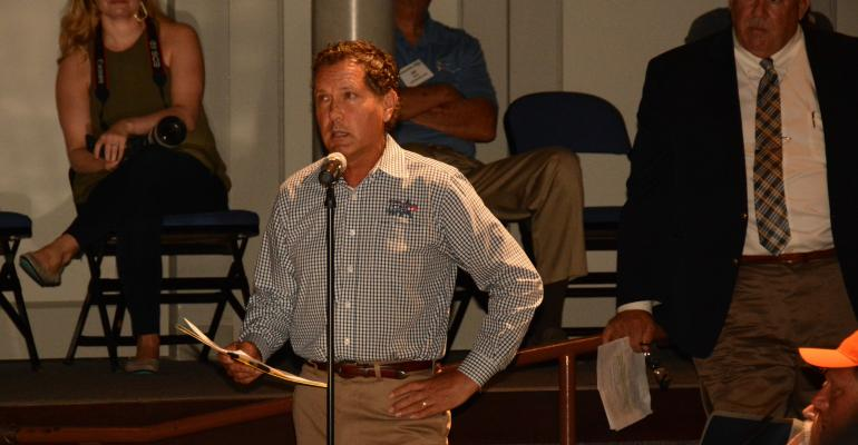 Ken Maschhoff, NPPC presdient