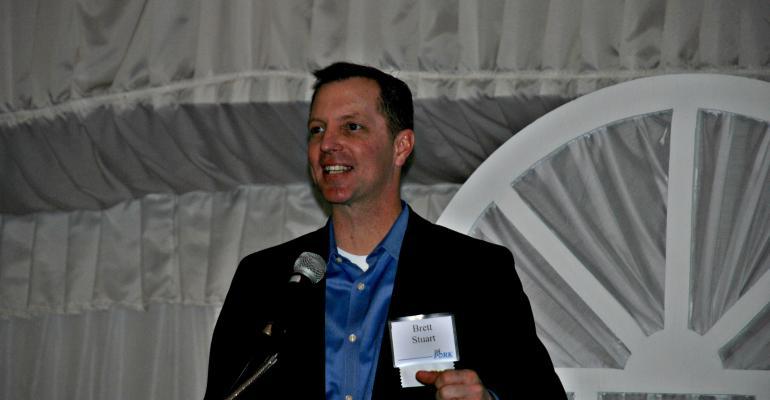 Brett Stuart, Global AgriTrend