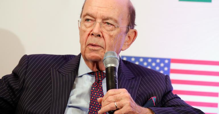 U.S. Secretary of Commerce Wilbur Ross