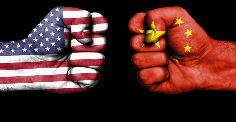 Trade war heats up