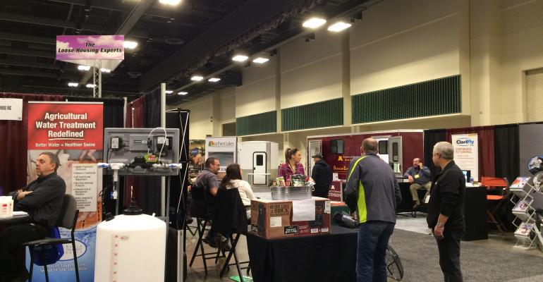 Minnesota Pork Congress trade show