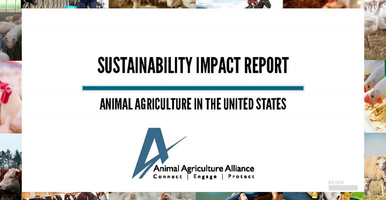 The Animal Agriculture Alliance is an industry-united, nonprofit organization that helps bridge the communication gap between farm and fork.