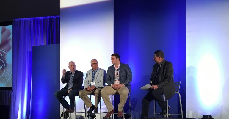 Veterinarians weighed in on current and future challenges facing the industry during a panel session at Boehringer Ingelheim's Pre-AASV Symposium.