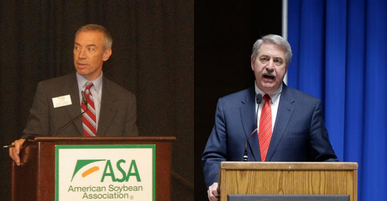 USDA Appointees Censky, McKinney Clear Senate
