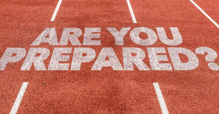 Illustration: Are You Prepared?