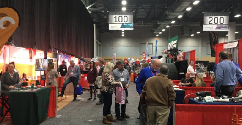 Ice and snow couldn't keep the pork industry away from the 47th annual Iowa Pork Congress.