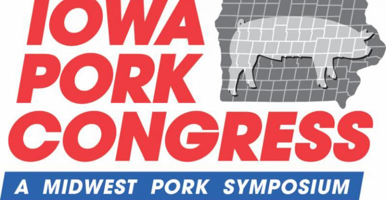 Iowa Pork Congress logo