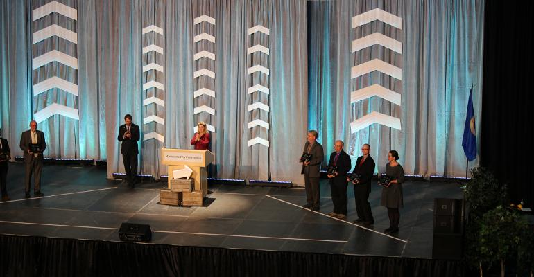 2018 Minnesota FFA Hall of Fame induction ceremony