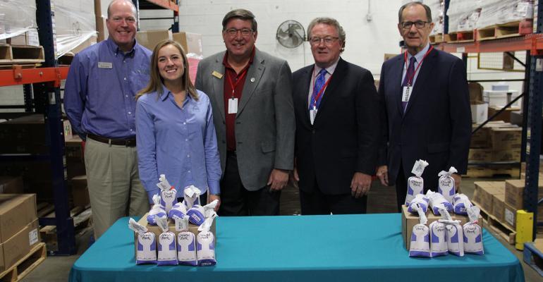Minnesota pig farmers donate 6,000 pounds of ground pork to Second Harvest Heartland