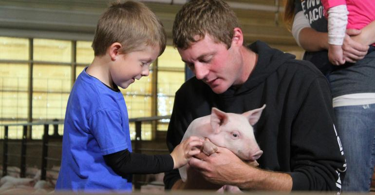 One Health Day helps broaden the discussion and shares pig farmers' message with the public.