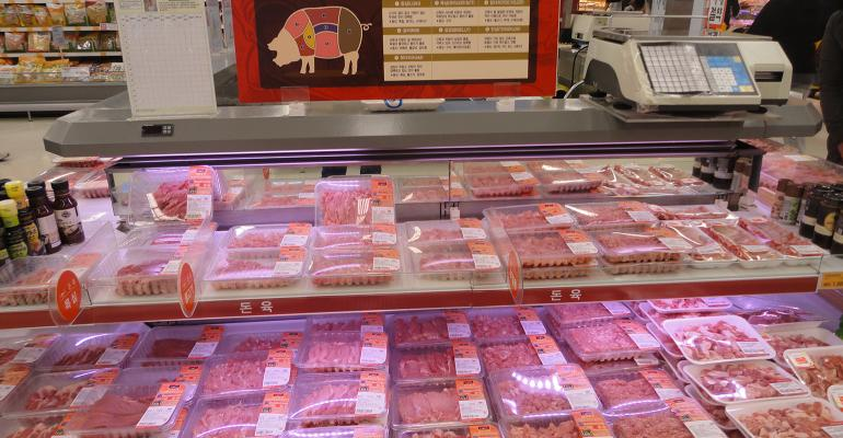 According to USMEF, the U.S. only trails behind the European Union as the second-largest pork supplier to South Korea.