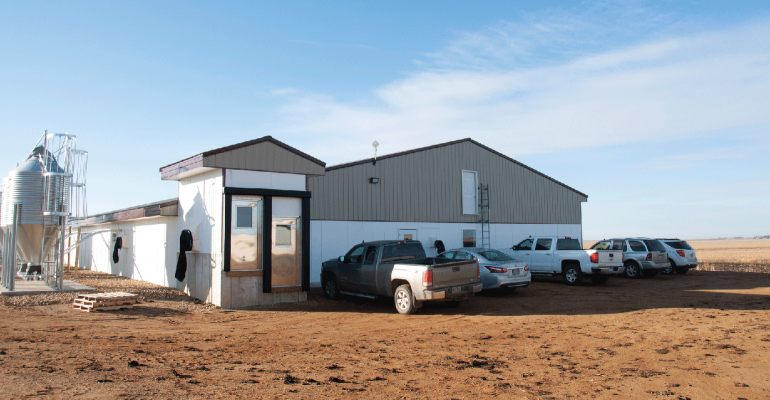 Pipestone has also started an antibiotic resistance research project with the National Pork Board that will track resistance for the lifetime of those pigs in a brand new Biological Safety Level 2 facility.