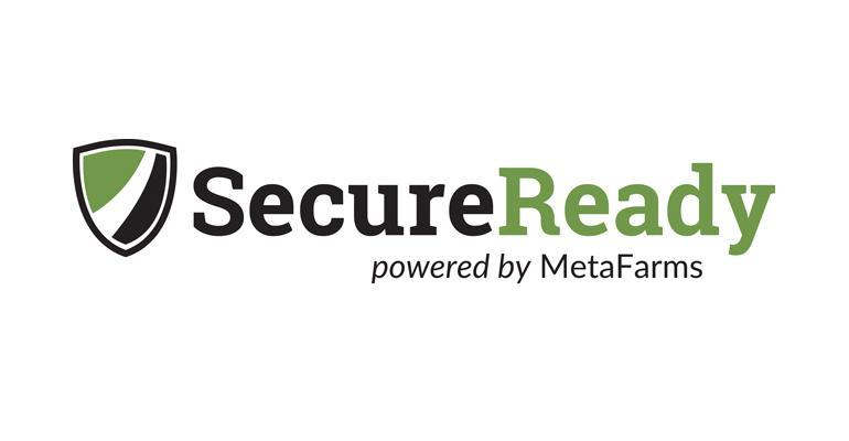 MetaFarms SecureReady logo