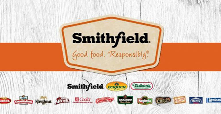 Smithfield Foods donates $50,000 to North Carolina FFA.
