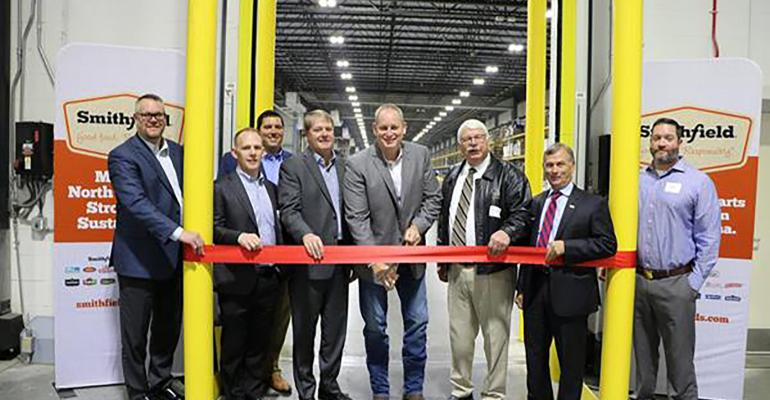 The company invested more than $100 million into the over 500,000-square foot facility.