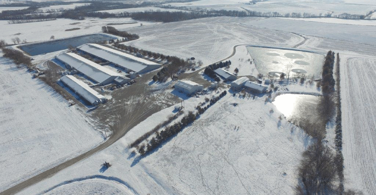First recognized for their tunnel-ventilated sow barns, solar-panel energy system and shallow-pit manure storage when they received the 2014 award, the Stephenses have remained steadfast in their stewardship practices.