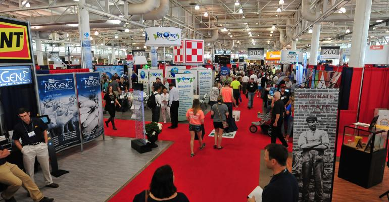 More than 400 companies display their wares at World Pork Expo