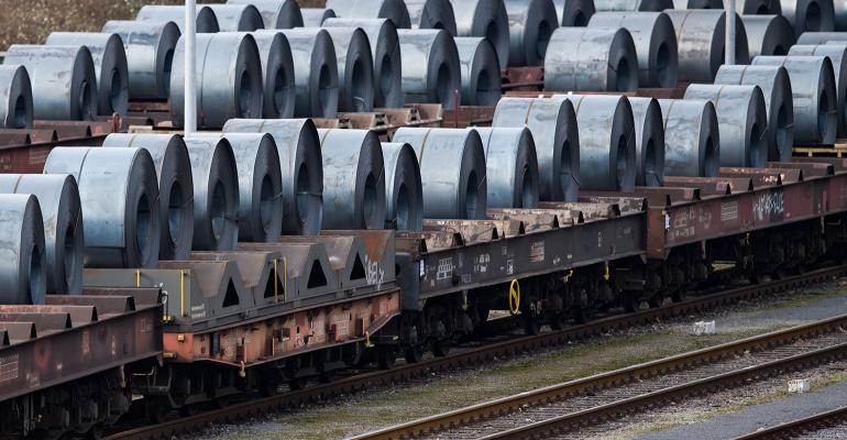 steel tariffs imposes by President Trump may cause trade wars