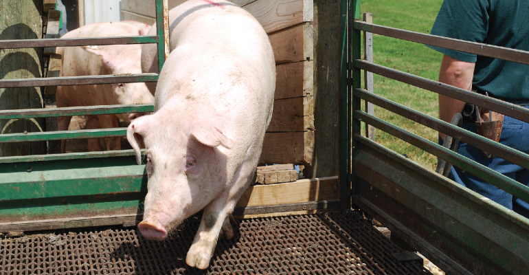 This past fall, the National Pork Board met with 15 state veterinarians in some of the largest pork-producing states and walked them through the Secure Pork Supply plan.