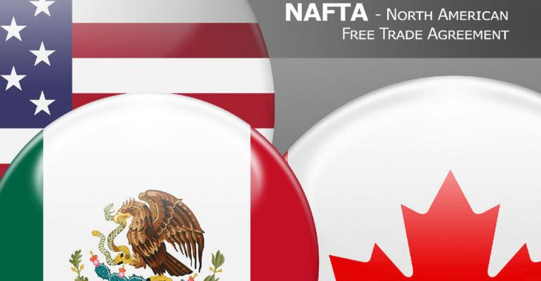 Nafta Critical To Us Pork Exports To Mexico And Canada National