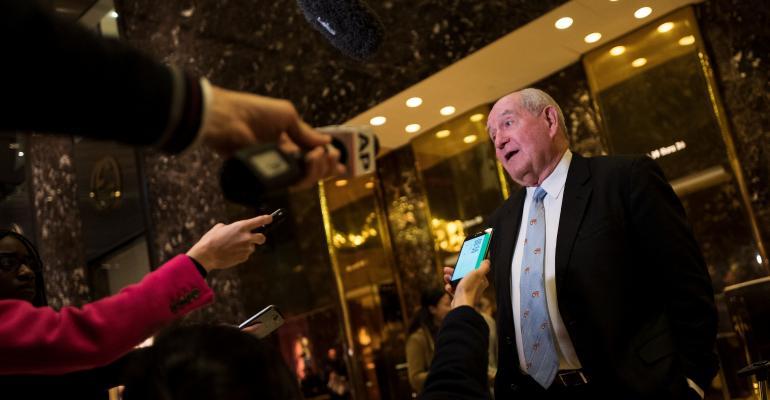 Senate confirms Sonny Perdue as agriculture secretary