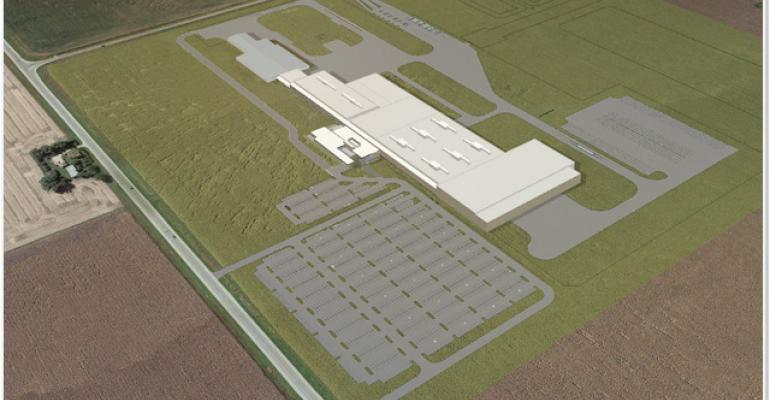 Prestage Foods new packing plant in Wright County, Iowa