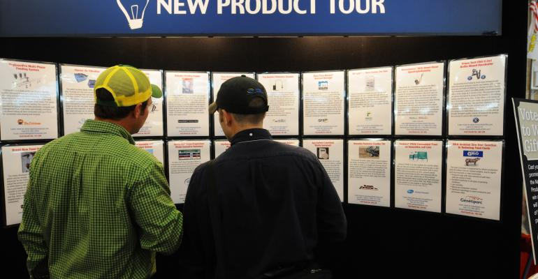 New Products Tour