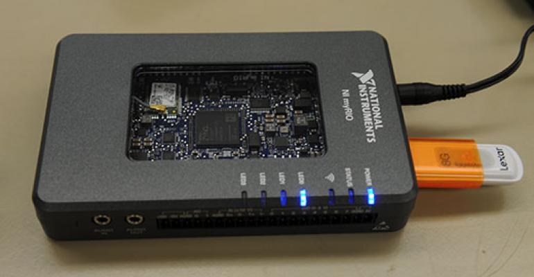 K-State accelerometer