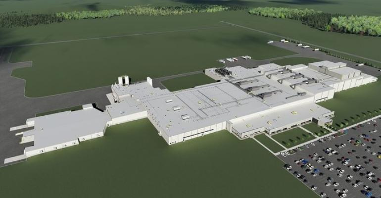 Clemens Food Group new pork processing plant in Coldwater, MI.