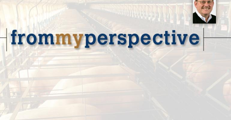 From My Perspective column logo