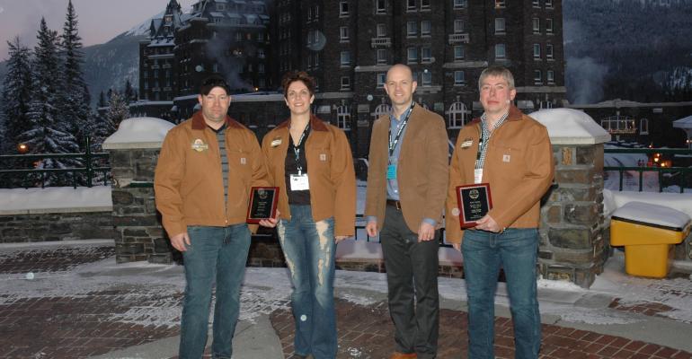 Aherne Prize winners