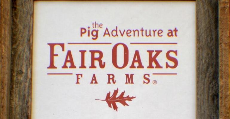 Fair Oaks Farms, Pork Education Center
