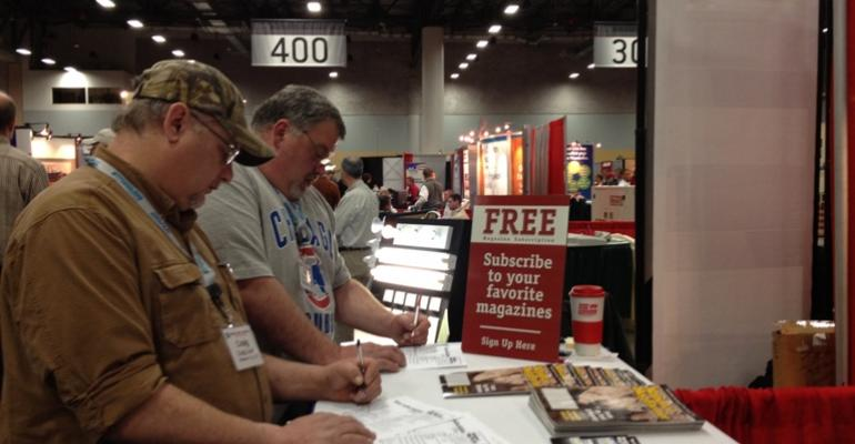 Day Two at Iowa Pork Congress 2012