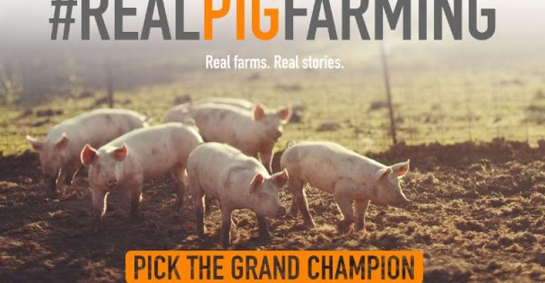 #RealPigFarming Challenge, selecting the Grand Champion