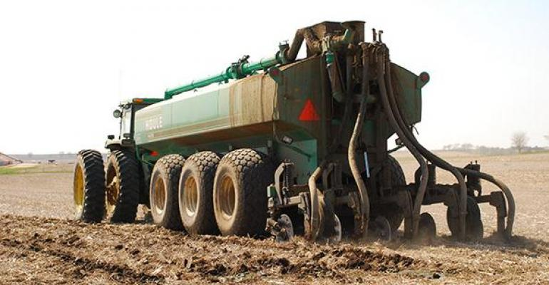 Dr. Manure says understanding manure flow is a piece of cake