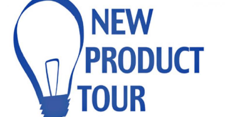 New product tour logo