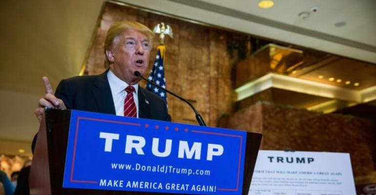 Trump transition team moves forward