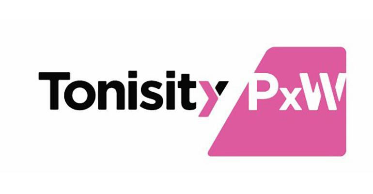 Tonisity PxW logo