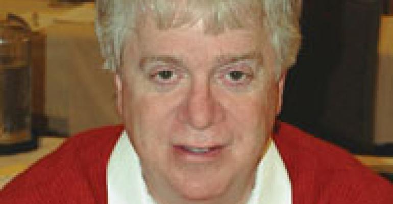 2008 Master of the Pork Industry - Larry Rueff, DVM