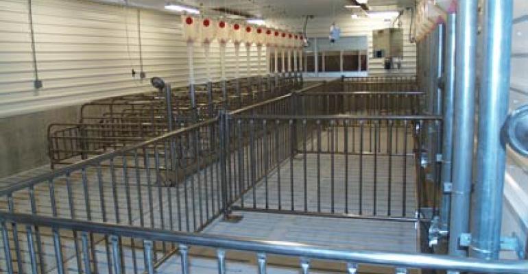 Missouri Introduces New Swine Teaching Facility