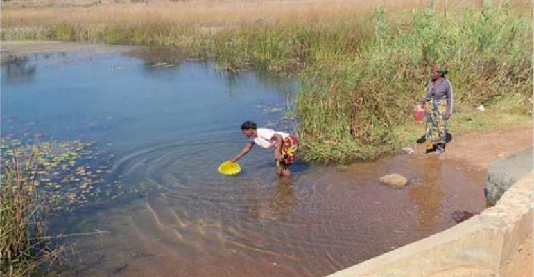 Zambia Day 4 – Water…