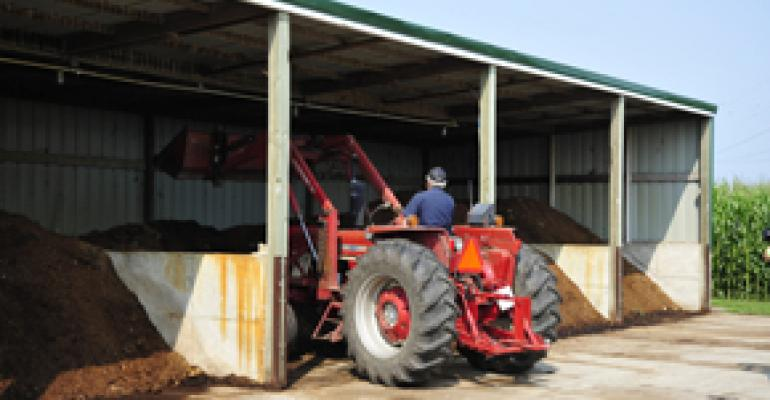 Composting Improves Swine Farm Biosecurity