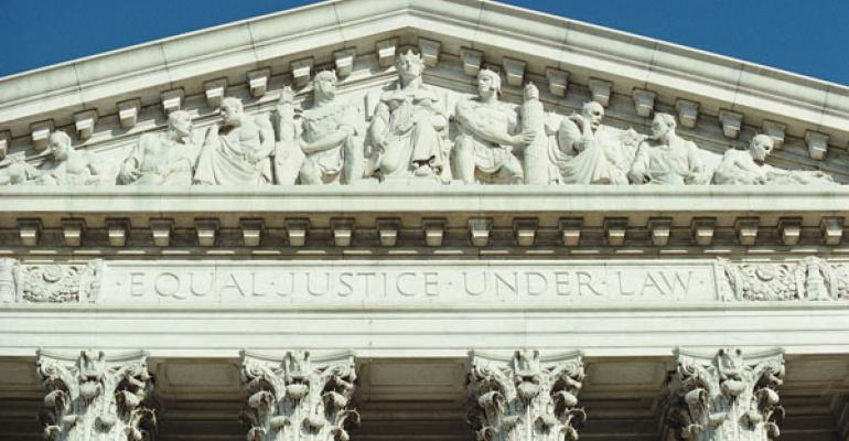 Supreme Court Squashes California Downer Law