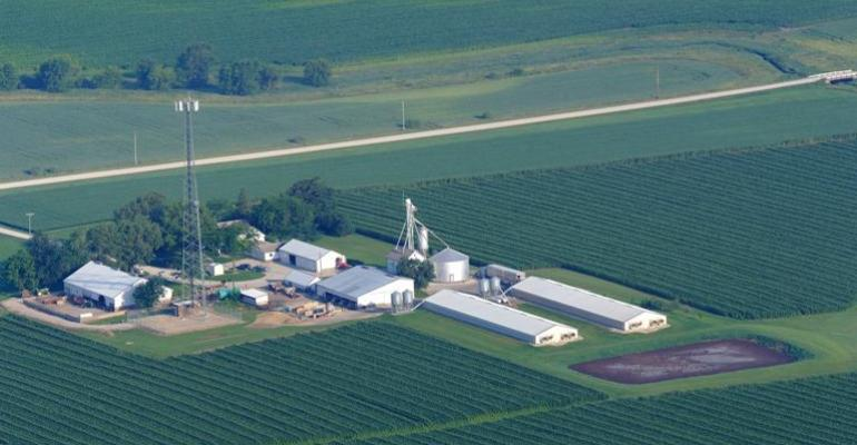 Sixth Year of Grants Funded for Iowa Swine Production in 2012